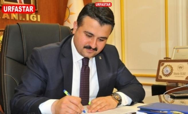 İl Başkanı Yıldız'dan Kılıçdaroğlu'na tepki