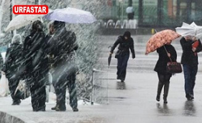 Meteoroloji Uyardı: Yağmur Geliyor!