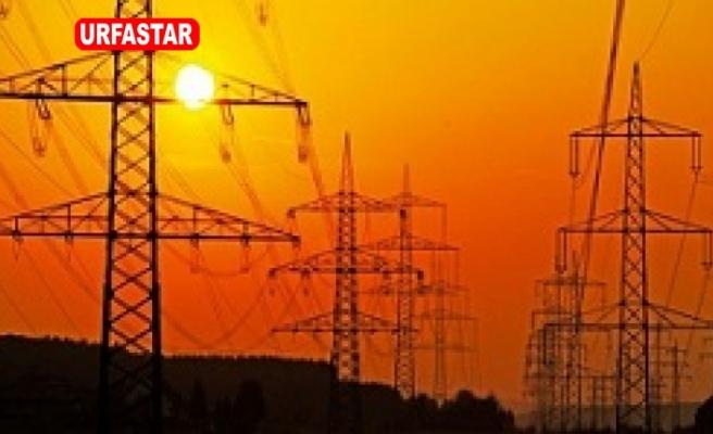 Şanlıurfa'da elektrik kesintisi olacak