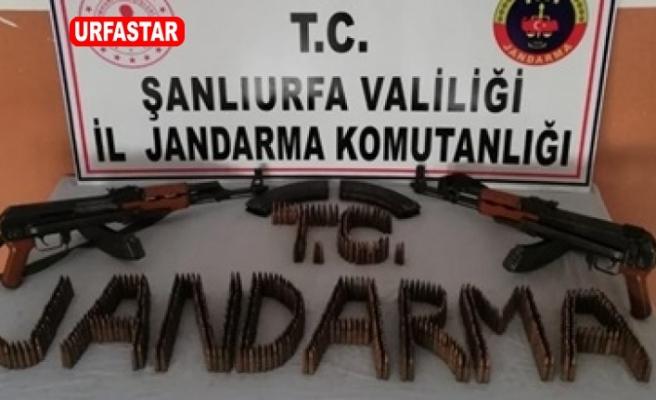 Şanlıurfa'da Silah Kaçakçıları Yakalandı