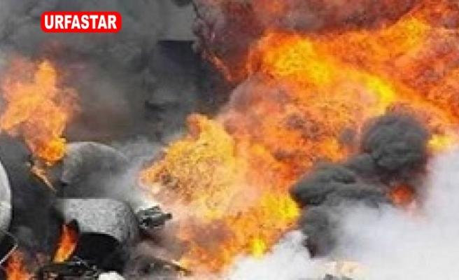 Tel Abyad'da Yine Patlama Yaralılar Var