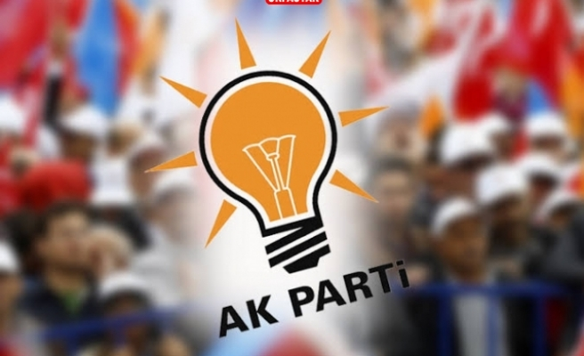 AK Parti'de istifa şartı...