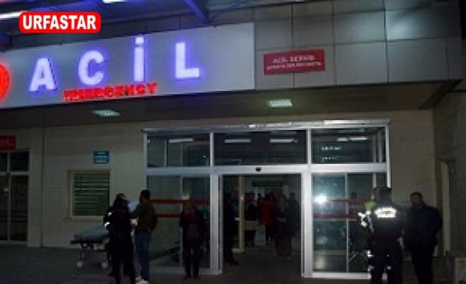 Cezaevinde olay 15 mahkum hastanelik oldu