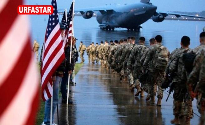 """ABD, Irak'ın """"Askerlerinizi çekin"""" talebini reddetti"""