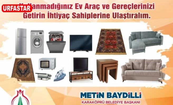 Baydilli'den anlamlı kampanya