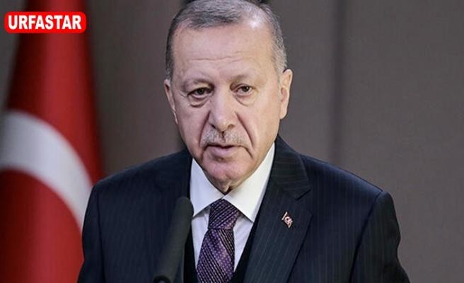 Erdoğan'dan bir ilk