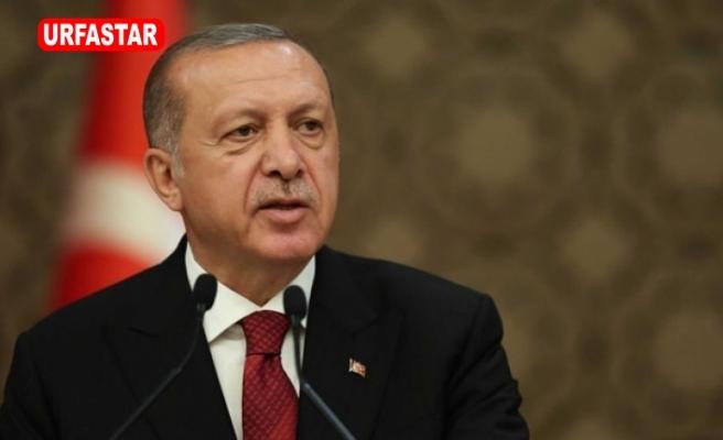 Erdoğan'dan Elazığ depremi ile ilgili ilk açıklama