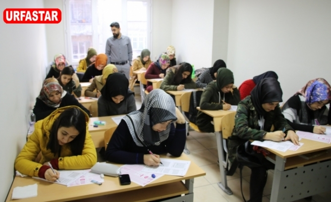 Haliliye'de ücretsiz deneme sınavı