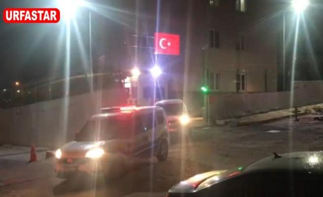 Urfa'da sokak tacirlerine eş zamanlı operasyon