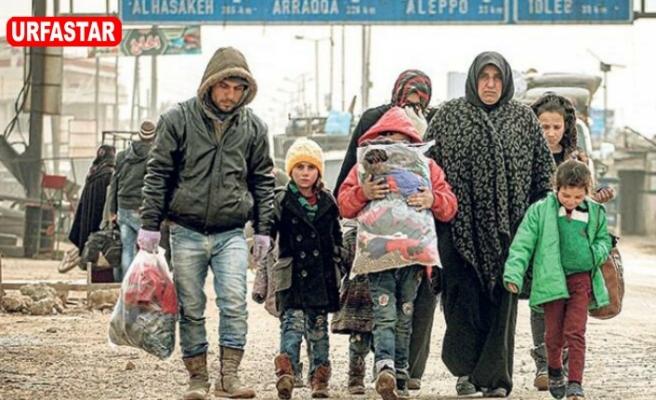 4 günde 27 bin insan orayı terketti!..