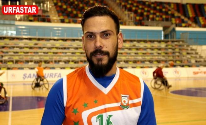 Cezayirli Sporcu Urfa'da...