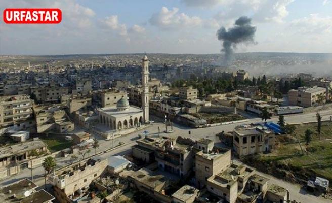 İdlib'e 8 km mesafede mevzilendiler
