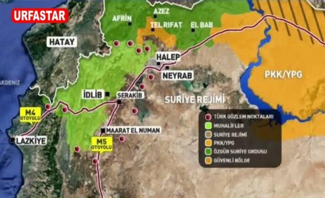 İdlib'e operasyon başladı...