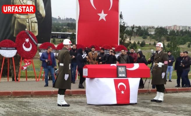 Şehit Onbaşı Ceyhun Taş memleketine uğurlandı