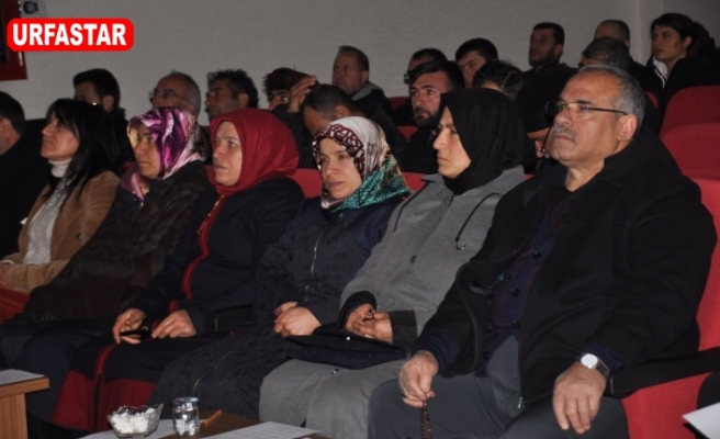 Urfa'da çiftçilere eğitim verildi