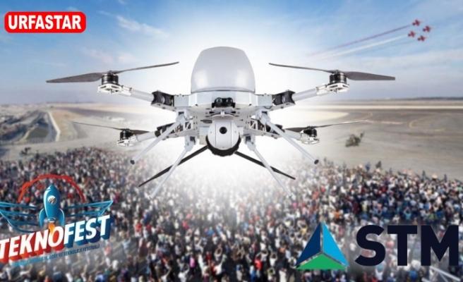 Urfa'da robot yarışması düzenlendi