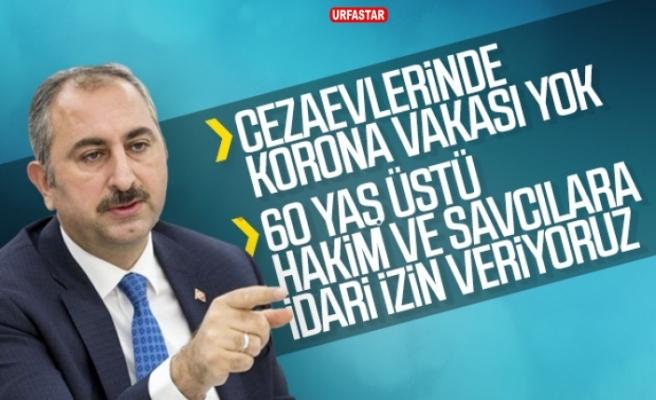 Bakan Gül flaş açıklamalarda bulundu