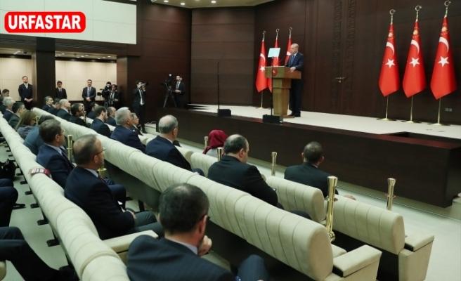 Başkan Erdoğan'dan flaş açıklamalar! 20 bin atama