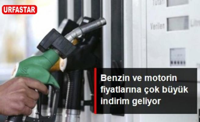 Benzin ve Dizele büyük indirim geliyor