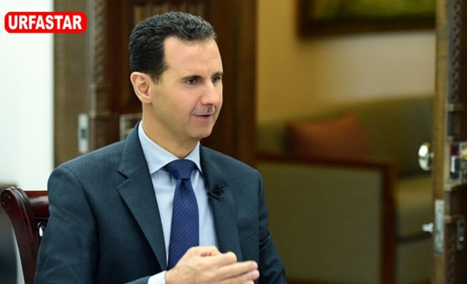 Esad adamlarını gönderdi, anlaşalım diyor