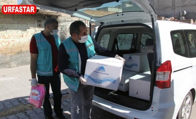 Eyyübiye'de ihtiyaçlar karşılanmaya devam ediyor