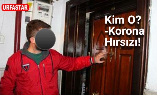 Hırsızların yeni taktiği 'Korona'