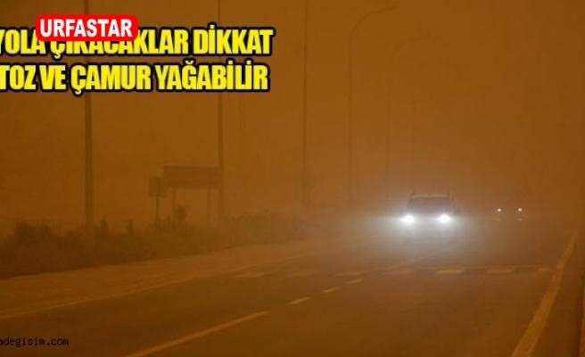 meteorolojiden Urfa için sarı uyarı