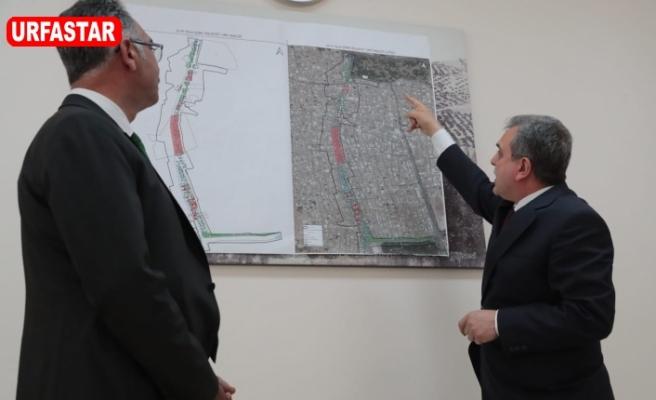 Erdoğan Urfa'da o yol için imzayı attı