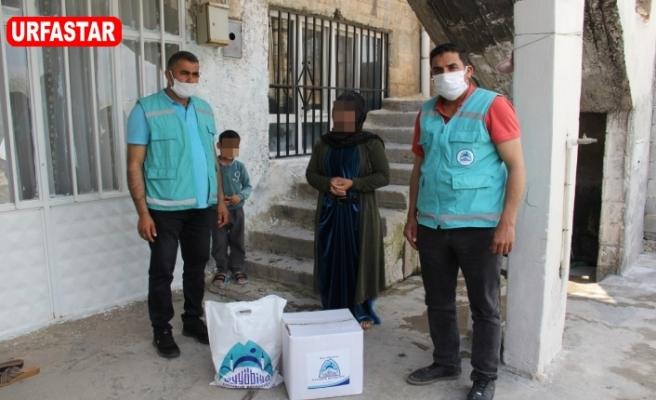 Eyyübiye'de sosyal yardımlaşma sürüyor