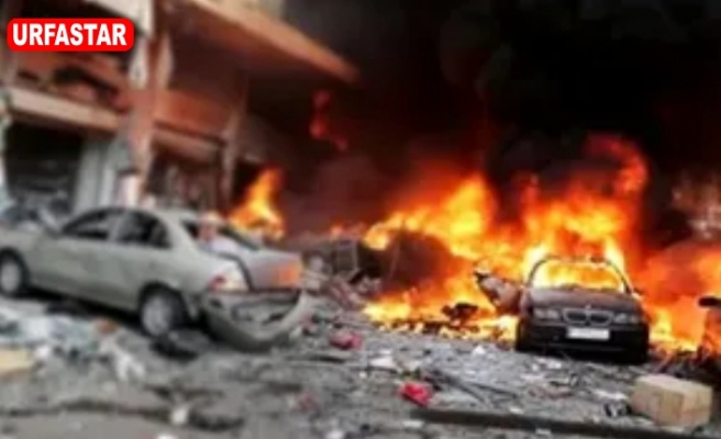 Suriye sınırında bombalı saldırı: 40 ölü