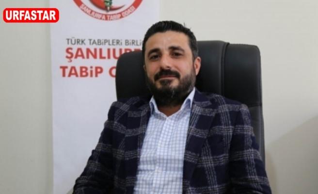 Urfa'da Oda başkanına soruşturma açıldı