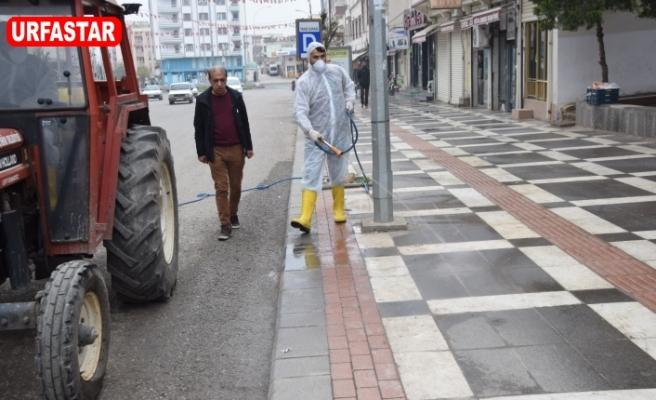 Viranşehir'de de çalışmalar sürüyor