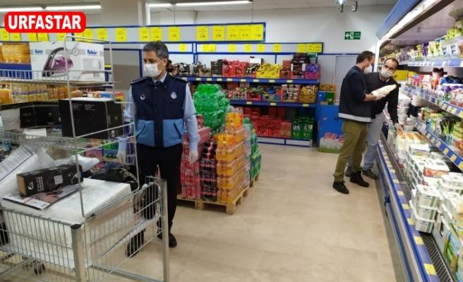 Viranşehir'de sağlık ve hijyen konusunda taviz yok