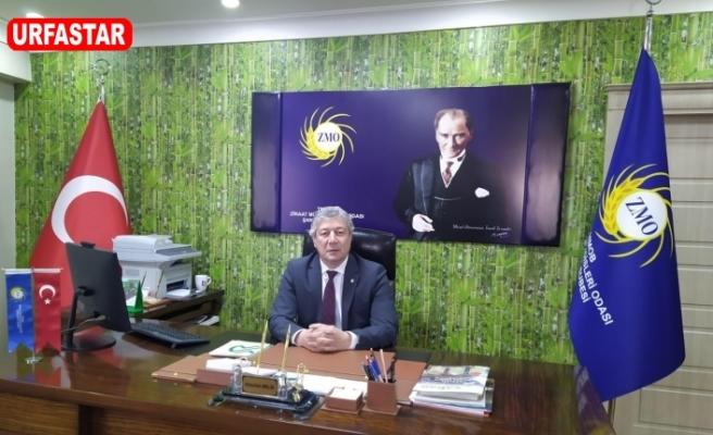 ZMO Başkanı Melik'ten Korona açıklaması