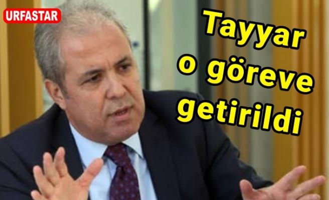 Cumhurbaşkanı'ndan Şamil Tayyar'a önemli görev