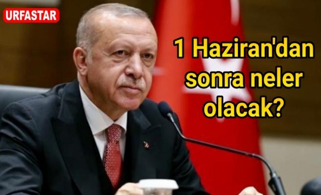 Erdoğan birbir açıkladı