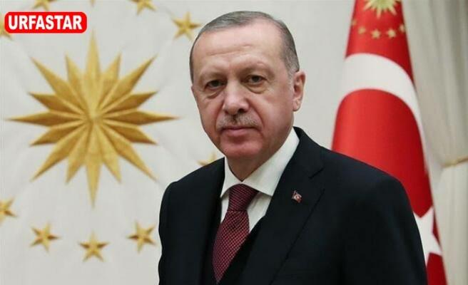 Erdoğan'dan ilk mesaj...