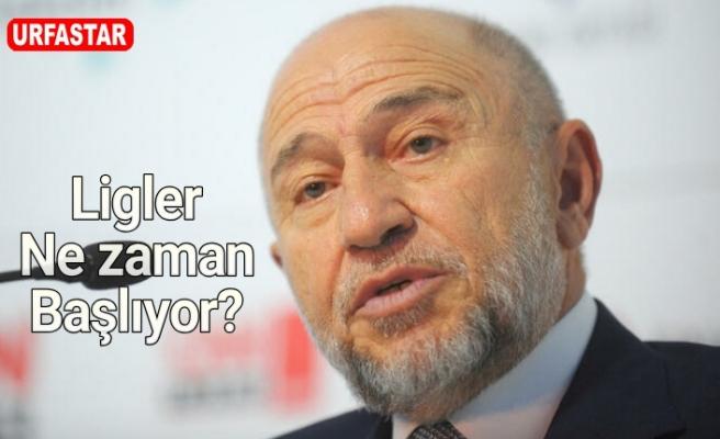 TFF Başkanı Özdemir açıkladı