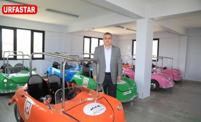 Türkiye'nin en büyüğü Urfa'da yapıldı
