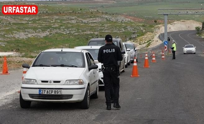 Urfa'da 21 Milyon TL ceza yazıldı
