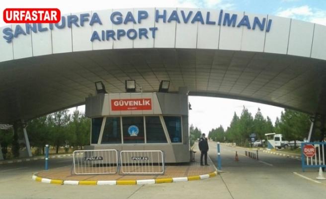 Urfa'ya uçuşlar başlıyor