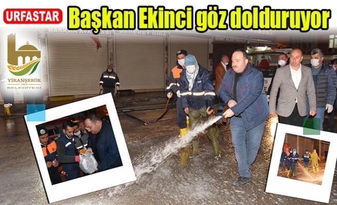 Viranşehir Belediyesi'nin başarılı korona karnesi…