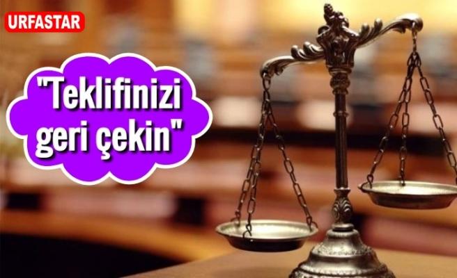 79 Barodan AK Parti'ye çağrı...