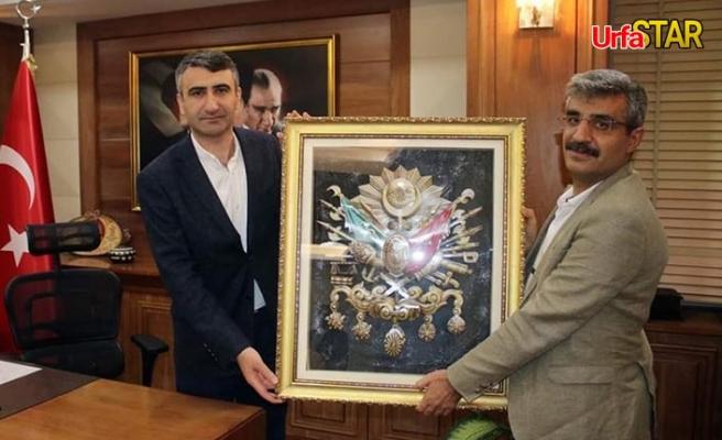 Bakan Yardımcısı Bağlı Urfa'da