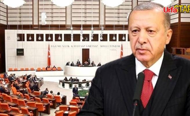 Erdoğan talimat verdi! O sistem Meclis'te...