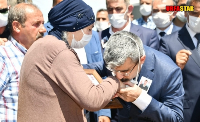 İdlip şehidi son yolculuğuna uğurlandı