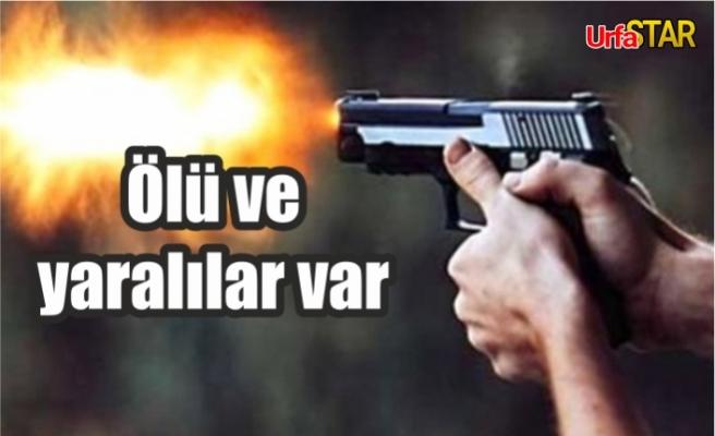 Urfa'da silahlı çatışma...