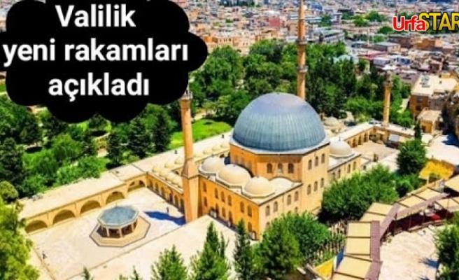 Korona Karaköprü'de rekor kırdı