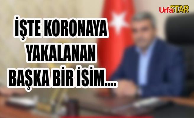 Urfa'da AK Partili Başkan koronaya yakalandı