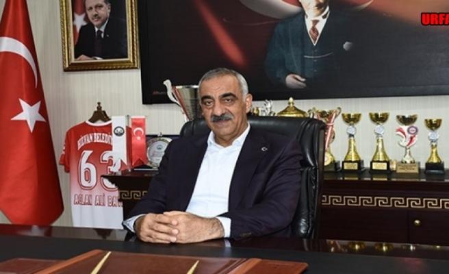 Urfa'da belediye başkanı koronaya yakalandı